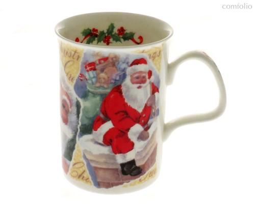 Кружка Рождественские пожелания Ланкастер 300 мл - Roy Kirkham