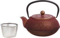 Заварочный Чайник Чугунный С Эмалированным Покрытием Внутри 1150 Мл - NINGBO GOURMET