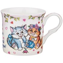 Кружка Lefard Желаем Счастья! 325 мл - Shanshui Porcelain