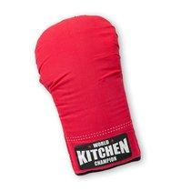 Прихватка для горячего Boxing Champ, цвет красный - Balvi