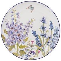 Набор Тарелок Обеденных Прованс Лаванда 2Пр.25,5см, цвет сиреневый, 25 см - Meizhou Yuesenyuan