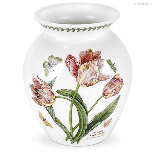 "Ваза Portmeirion ""Ботанический сад. Тюльпан"" 20см - Portmeirion"
