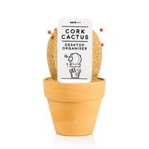 Настольный органайзер Cork Cactus - Suck UK