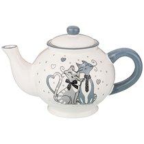 Чайник Заварочный Ля Мур 800 Мл. 22x14 см Высота 14 см - Jiafa Ceramics