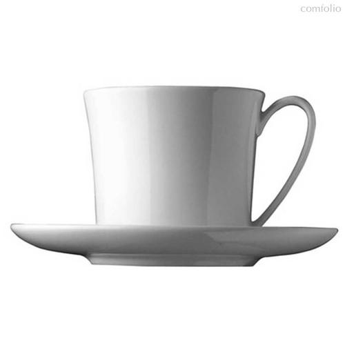 """Чашка с блюдцем чайная 380мл """"Jade Weiss"""" - Rosenthal"""