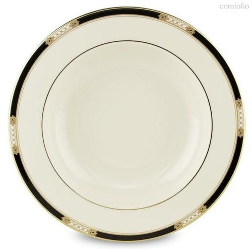 """Тарелка суповая Lenox """"Подлинные ценности"""" 23см - Lenox"""