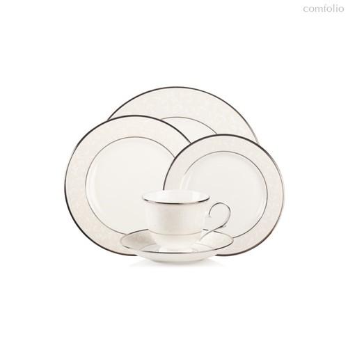 """Сервиз чайно-столовый Lenox """"Чистый опал"""" 1/5 - Lenox"""
