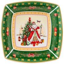 Салатник Christmas Collection 15,5Х15,5Х5 см - Jinding