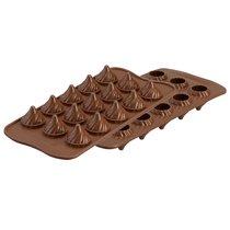 Форма для приготовления конфет Choco Flame силиконовая - Silikomart