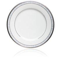 "Тарелка обеденная Noritake ""Хэмпшир,платиновый кант"" 27см - Noritake"