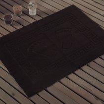 """Коврик """"KARNA"""" LIKYA (50x70) см 1/1, цвет темно-коричневый, 50x70 - Bilge Tekstil"""