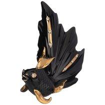 Фигуркачерная Рыбка Высота 28 см - Jinding