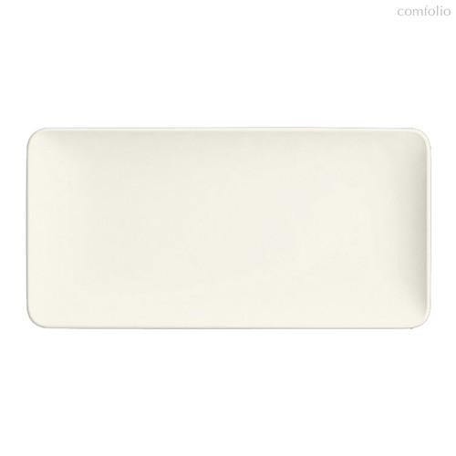 Тарелка прямоугольная Coupe 18x9 см, плоская, Purity - Bauscher