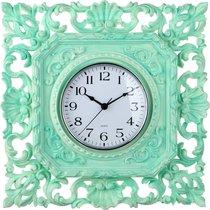 Часы Настенные 37x37 см.Циферблат 17x17 см. - Euromarchi