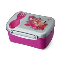 Ланч-бокс с охлаждающим элементом Wisdom N'ice Box™ Love, цвет розовый - Carl Oscar