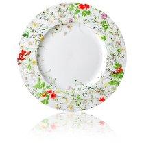 """Тарелка закусочная с бортом 23см """"Дикие цветы"""" - Rosenthal"""