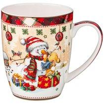 Кружка Lefard Снеговик 400 мл - Shanshui Porcelain