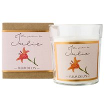Свеча ароматическая Le jardin de Julie Лилия 30 ч - Ambientair