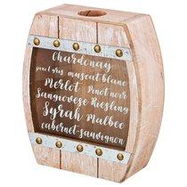 Копилка Для Пробок Винный Бочонок 18,5x22x7,5 см - Polite Crafts&Gifts