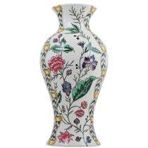 """Ваза Gien Доминоте """"Японские цветы"""" 48см - Gien"""