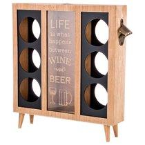 Подставка Под Бутылку Beer 36x8x38 см Без Упаковки - Polite Crafts&Gifts
