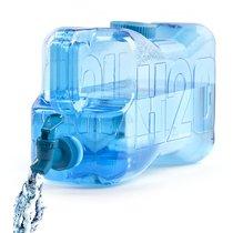 Бутылка для воды H2O 5.5л, цвет голубой - Balvi