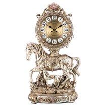 Часы Настольные Кварцевые Лощадь 43X26X72 см Диаметр 22 см - Shantou Lisheng