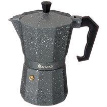 Кофеварка Гейзерная, 300 млНа 6 Чашек - YIWU FRAMER
