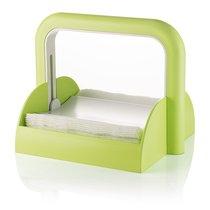 Держатель для бумажных салфеток Forme Casa зеленый - Guzzini