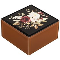 Шкатулка Коллекция Вдохновение 12x12x6,5 см - Dalian