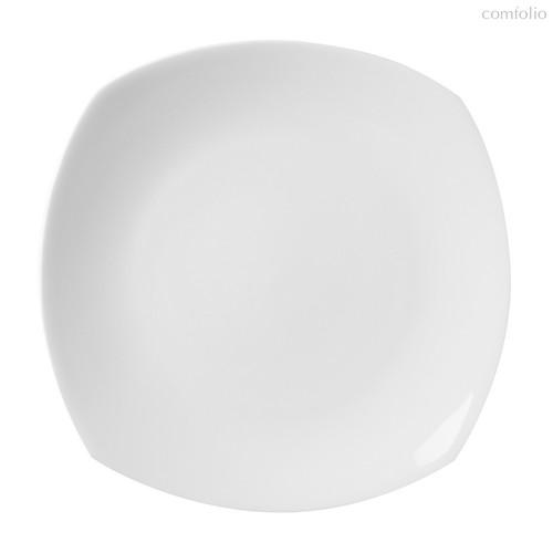 Тарелки 26 см, цвет белый - Top Art Studio