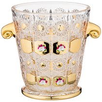 Ведро Для Льда Lefard Gold Glass Высота 15,5 см - I AND A