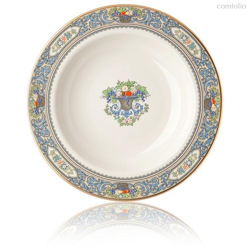 "Тарелка суповая Lenox ""Осень"" 23,5см - Lenox"