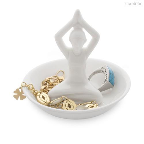 Подставка для украшений Yoga, цвет белый - Balvi