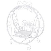 ДЕКОРАТИВНОЕ ИЗДЕЛИЕ КАЧЕЛИ 33x37x14 см - Baihui Rattan Furniture