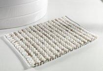 """Коврик для ванной """"KARNA"""" AQUA 50x80 см 1/1, цвет бежевый, 50x80 - Bilge Tekstil"""