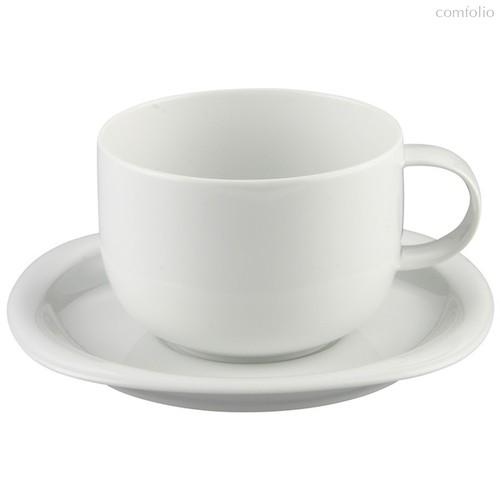 """Чашка для эспрессо с блюдцем 100мл """"Суоми"""" (белая) - Rosenthal"""