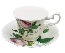 Чайная пара 230 мл Роза Редаут - Roy Kirkham