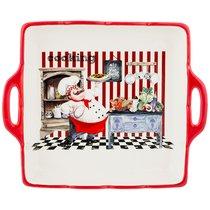 Блюдо Для Слоеных Салатов Коллекция Bellissimo 25,4x21,1x4,6 см - Zhenfeng Ceramics