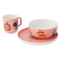 3пр фарфоровый набор (розовый) - BergHOFF