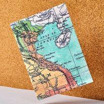 Обложка на паспорт NEW WALLET- new Voyager; сделан из Tyvek® - New Wallet