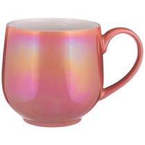 Кружка Gloss 450Мл Бочонок Розовая, цвет розовый, 450 мл - Xianfeng Ceramic
