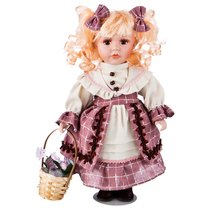 Кукла Фарфоровая Высота 30 см - Reinart Faelens