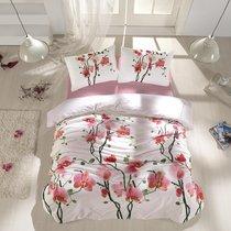 Постельное белье Ranforce Bloom, размер Евро - Altinbasak Tekstil