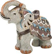 Статуэтка Декоративная Индийский Слон 28*13 см Высота=25 См - Ancers S.A.