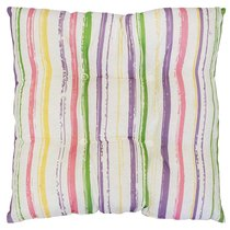 "Подушка на стул ""Антверпен"" 41х41 см, 705-2001/5, цвет сиреневый - Altali"