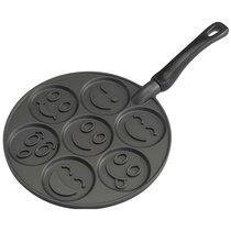 """Сковорода для оладий Nordic Ware """"Смайлики"""" антипригарная, литой алюминий - Nordic Ware"""