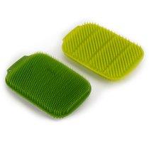 Набор из 2 малых щеток для мытья посуды CleanTech зеленый - Joseph Joseph