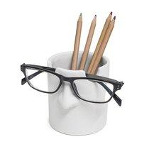 Держатель для ручек и очков Mr. Tidy белый, цвет белый - Balvi