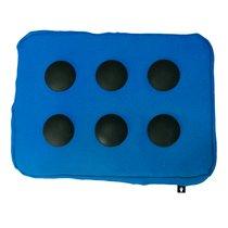 Подставка для ноутбука Surfpillow Hightech голубая/черная - Bosign